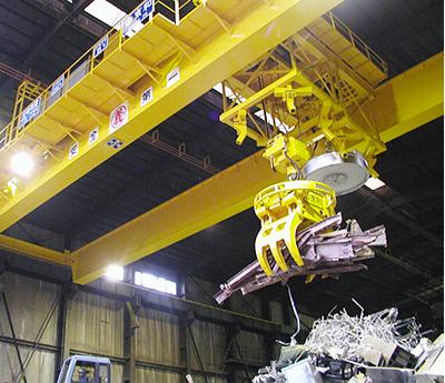 鉄・非鉄・金属リサイクル