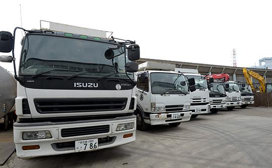 様々な用途に対応できる運搬設備